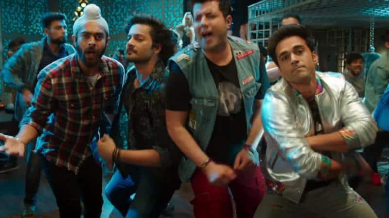Fukrey Returns 2nd Monday Collection