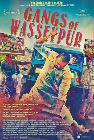 Gangs Of Wasseypur 1 movie poster