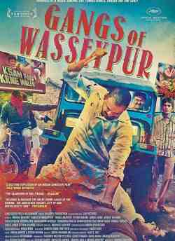 Gangs Of Wasseypur 1 movie poster