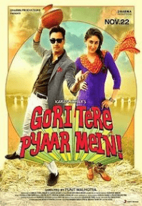 Gori Tere Pyaar Mein movie poster