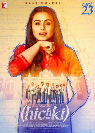 Hichki movie poster