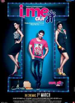 I , Me Aur Main movie poster