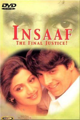 Insaaf – The Final Justice movie poster