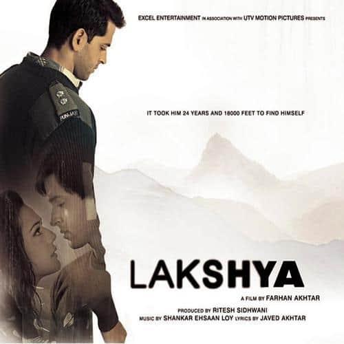 Lakshya – Title Track album artwork