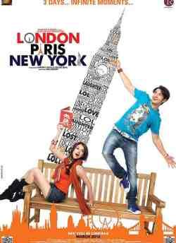 लंदन पेरिस न्यूयोर्क movie poster