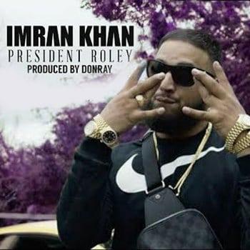 President Roley album artwork