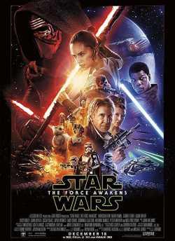 स्टार्स वार्स – द फाॅर्स अवेकन movie poster
