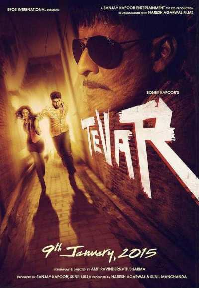 Tevar movie poster