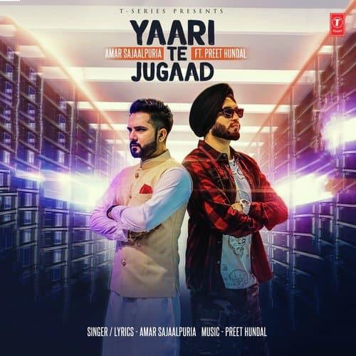 Yaari Te Jugaad album artwork