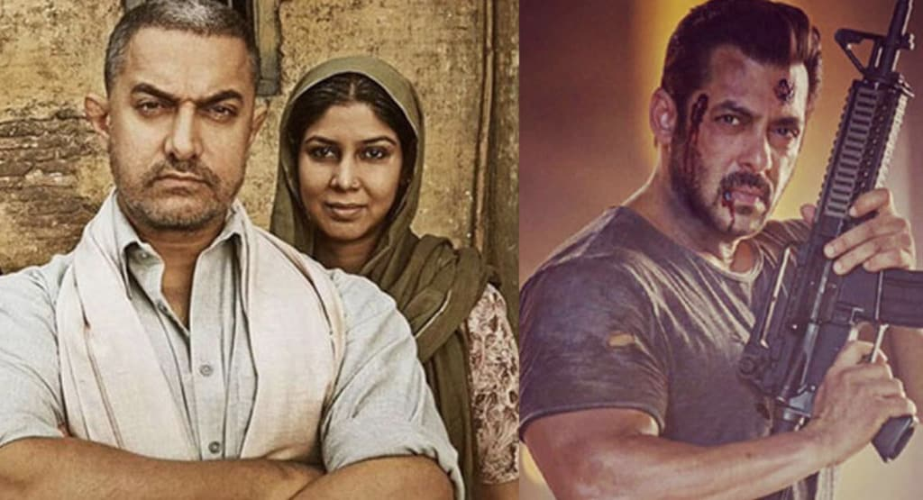 Tiger Zinda Hai Vs Dangal