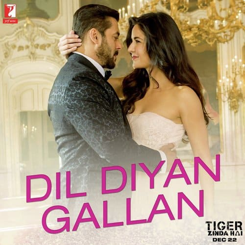 tiger zinda hai new hindi song 2018