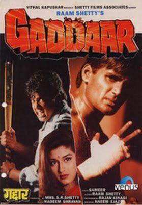 Gaddaar movie poster