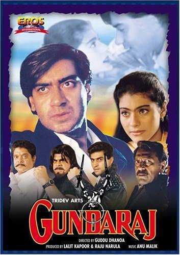 Gundaraj movie poster