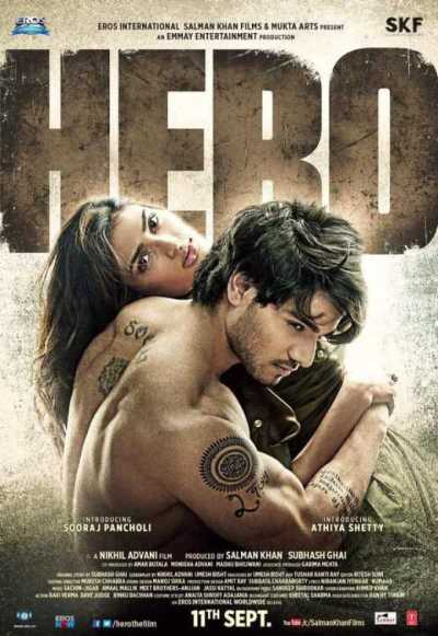 हीरो movie poster