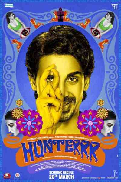Hunterrr movie poster