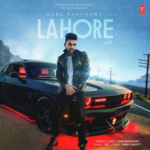 Lahore album artwork