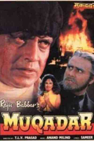 Muqadar movie poster