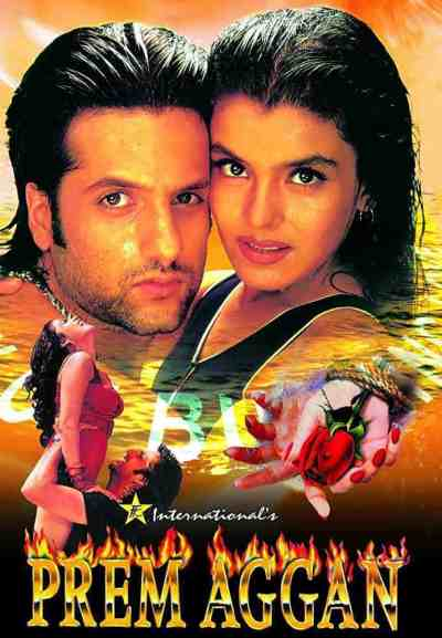 Prem Aggan movie poster