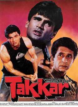 Takkar movie poster