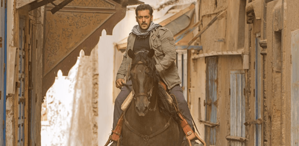 movie still tiger zinda hai 4th day collection