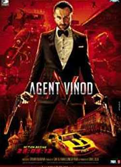 एजेंट विनोद movie poster