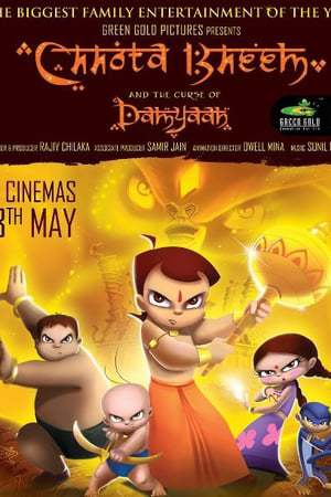 Chhota Bheem And The Curse Of Damyaan movie poster