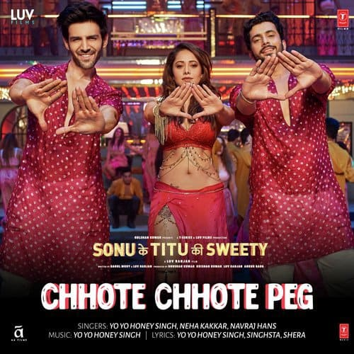 Chhote Chhote Peg album artwork