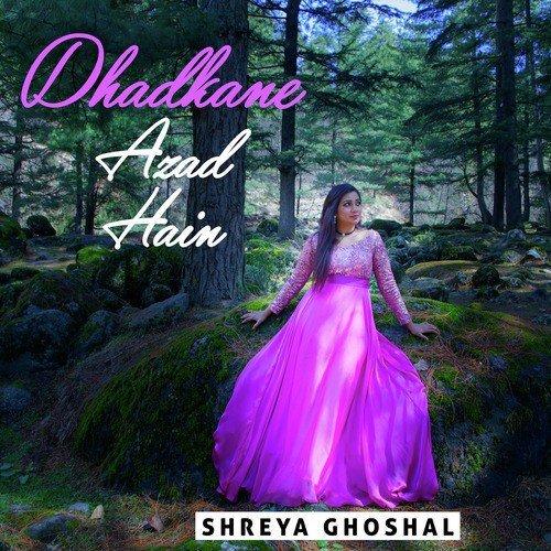 Dhadkane Azad Hain album artwork