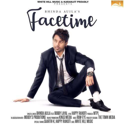 Facetime album artwork