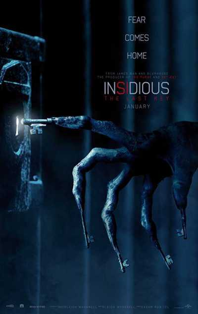 इंसिडुयस – द लास्ट डे movie poster