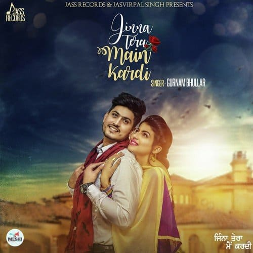 Jinna Tera Main Kardi album artwork