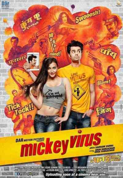 Mickey Virus movie poster