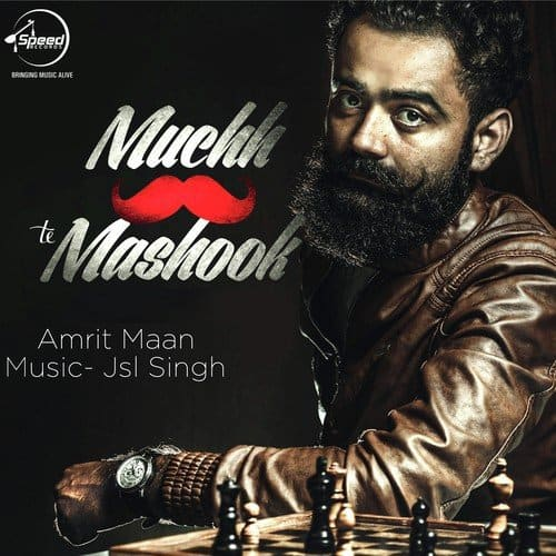 Muchh Te Mashook album artwork