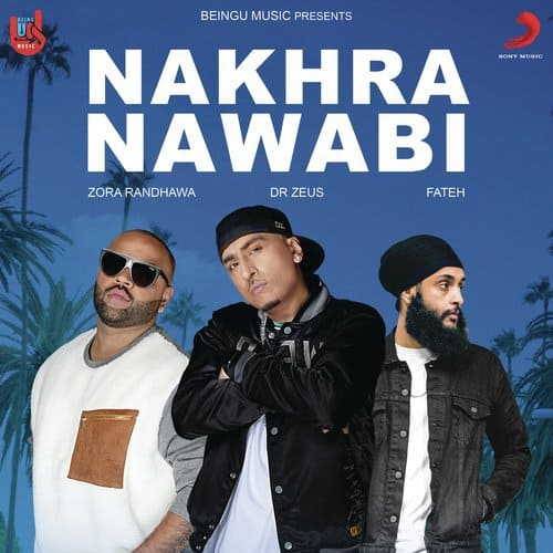 Nakhra Nawabi album artwork