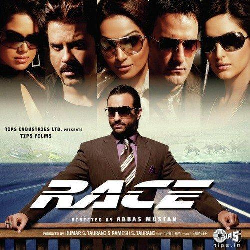 Race Saanson Ki album artwork