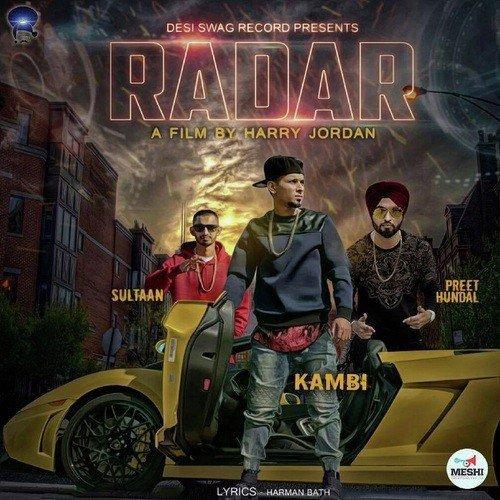 Radar album artwork