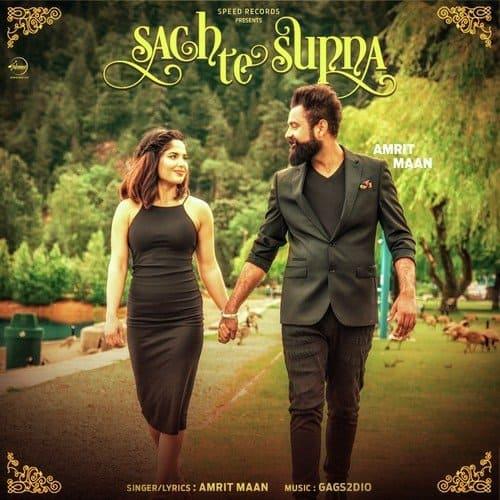 Sach Te Supna album artwork