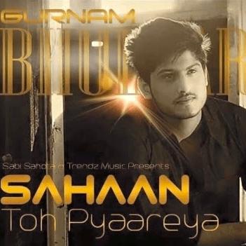 Sahan Toh Pyaareya album artwork