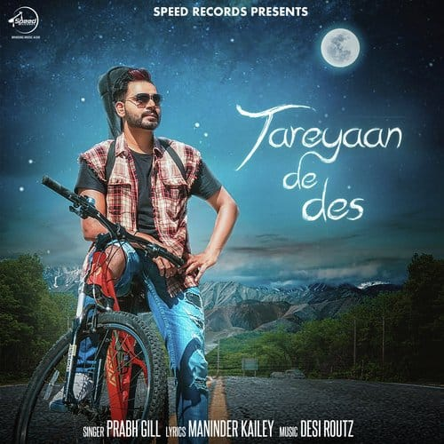 Tareyaan De Des album artwork