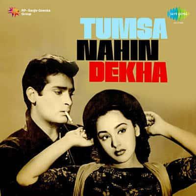 Tumsa Nahin Dekha album artwork