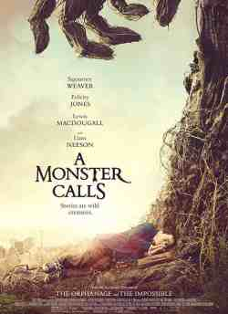 A Monster Call movie poster