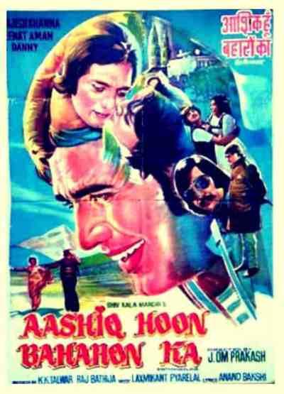 Aashiq Hoon Baharon Ka movie poster