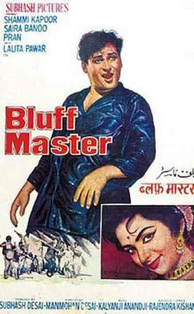 Bluff Master movie poster