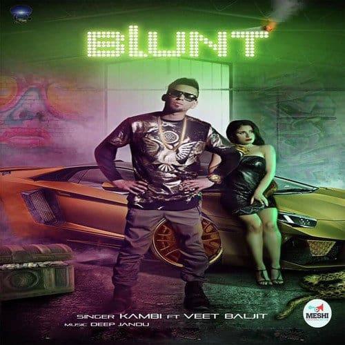 Blunt album artwork