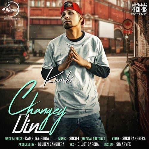 Changey Din album artwork