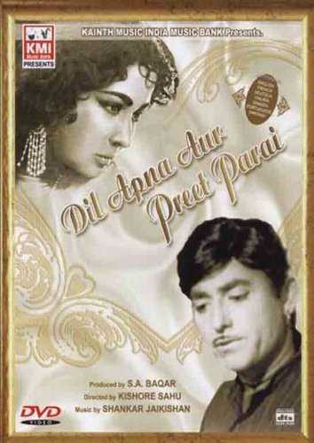Dil Apna Aur Preet Parai movie poster