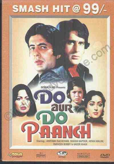 Do Aur Do Paanch movie poster