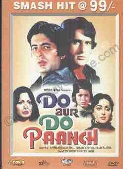 Do Aur Do Paanch movie poster