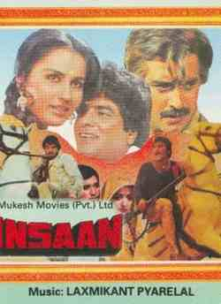Insaan movie poster