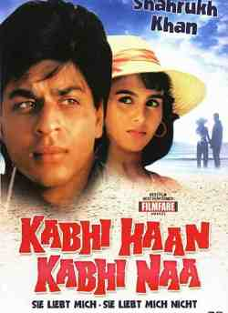 Kabhi Haan Kabhi Naa movie poster
